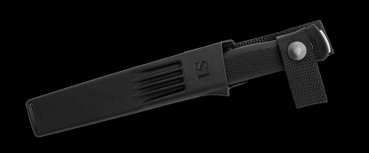 fallkniven-S1 med zytel holster