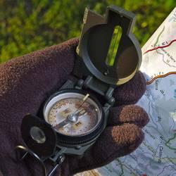 Kompass & Navigation