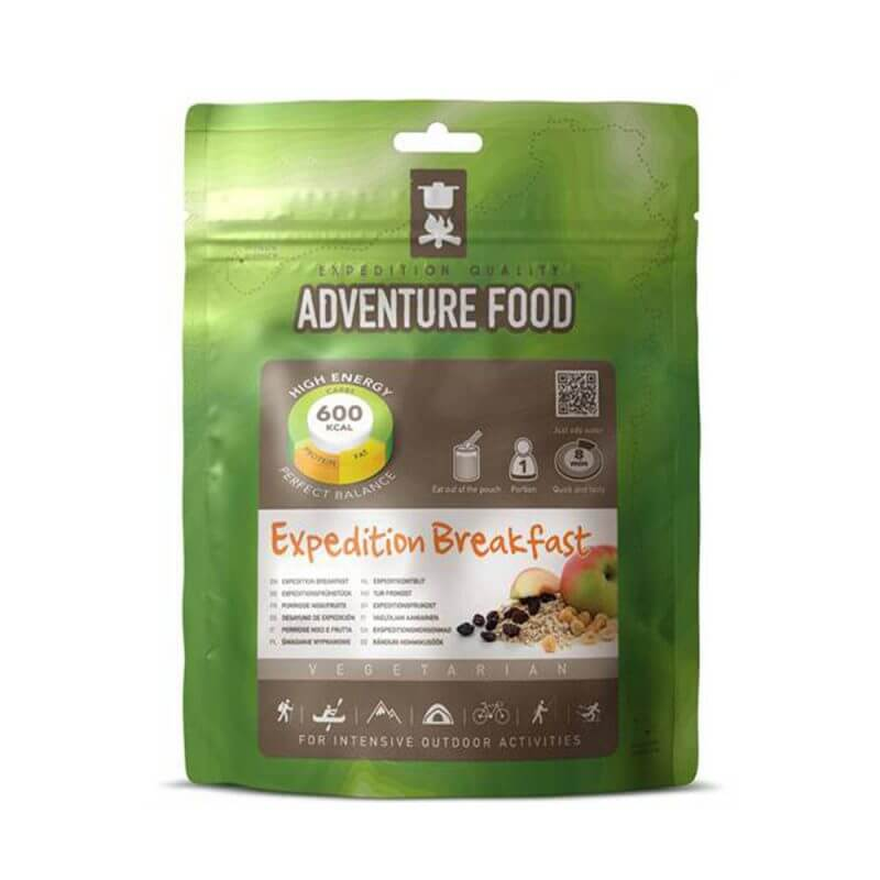 Frukost Expedition breakfast – Adventure Food
