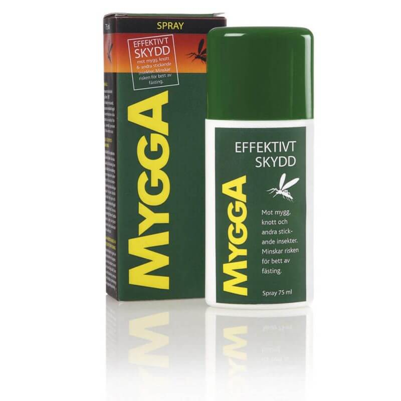 Myggmedel MyggA Spray 75 ml