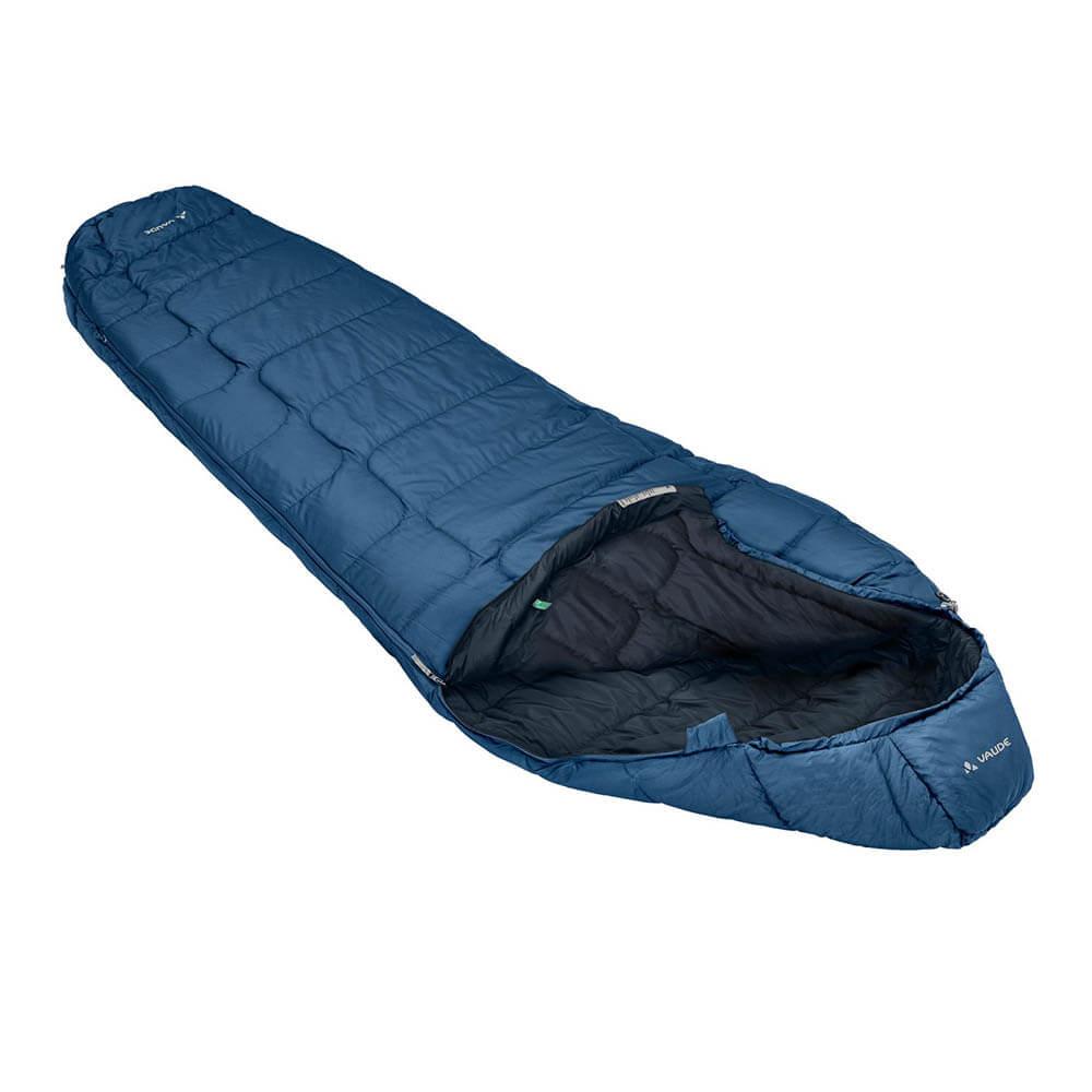 Vaude sovsäck Sioux 400 SYN - Blå