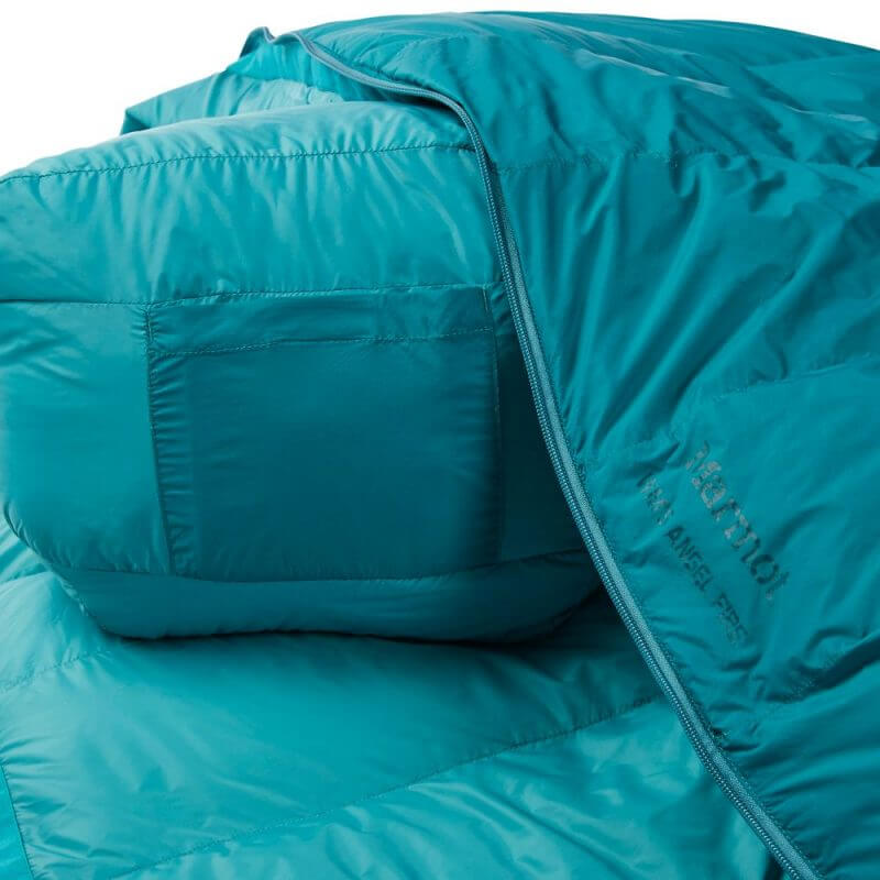 marmot angels fire womens sleeping bag
